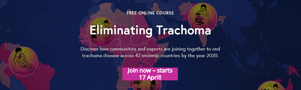 Free online course on eliminating trachoma