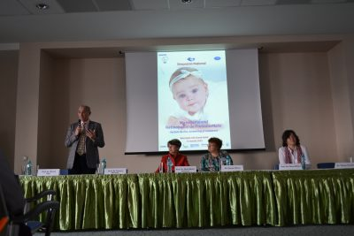 First workshop in Romania
