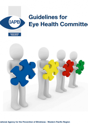 Guidelines for Eye Health Committees-2013