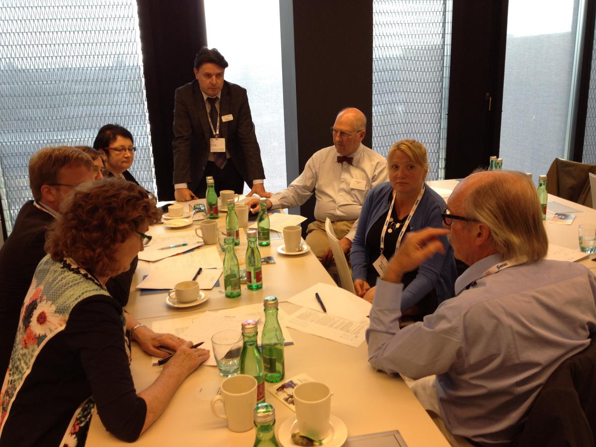 IAPB Regional Workshop: Europe