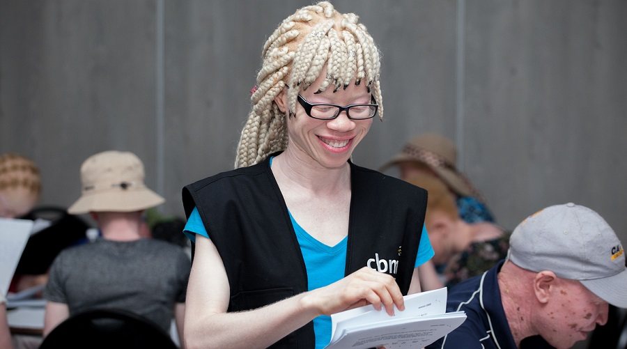Introducing the CBM Zimbabwe Low Vision and Albinism Project