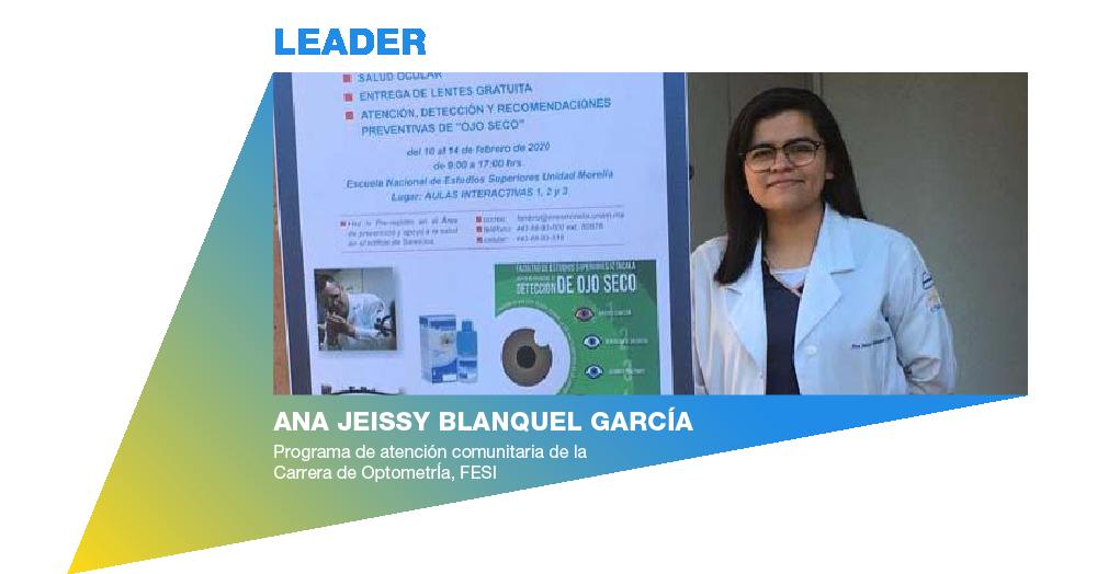 Ana Jeissy Blanquel García