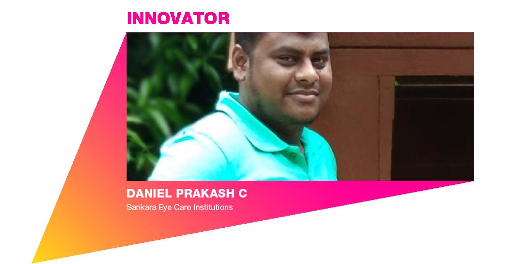 Daniel Prakash C