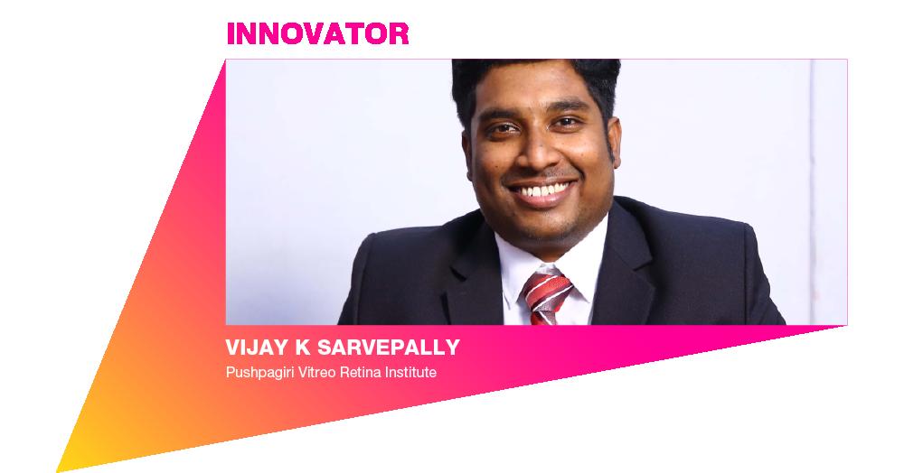 Vijay K Sarvepally