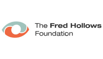 Logotipo de la Fundación Fred Hollows