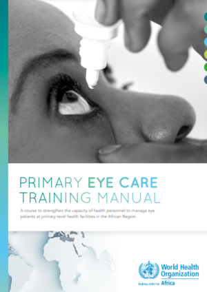 Primary Eye Care Training Manual