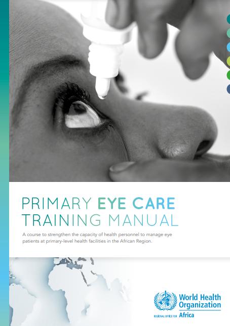 Primary Eye Care Training Manual