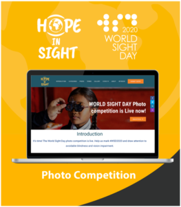 The World Sight Day photo competition