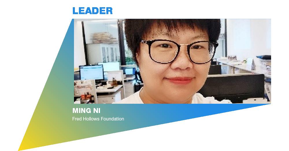 Ms. Ming NI