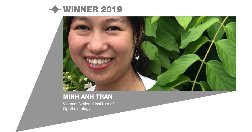 Eye Health Hero: Minh Anh Tran