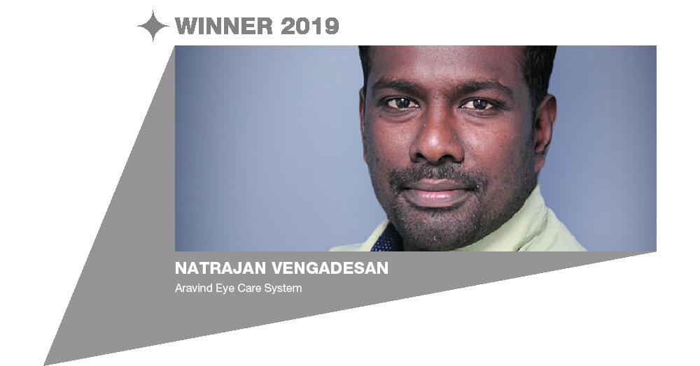 Eye Health Hero: Natrajan Vengadesan