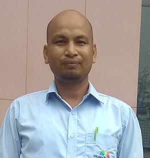 Pranjal Daimary