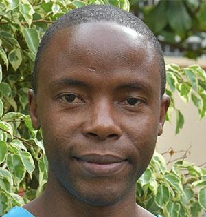 Simon Arunga