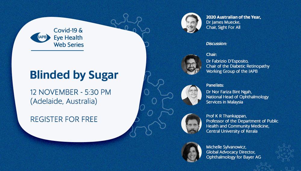 Blinded by Sugar Webinar IAPB