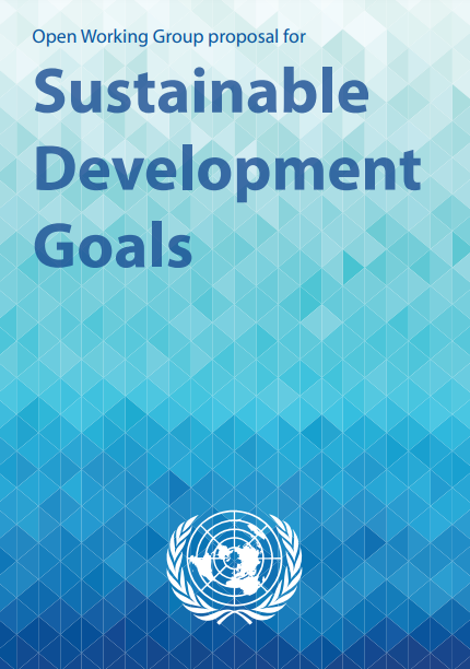 Open Working Group Proposed Goals and Targets (as of 2nd June)