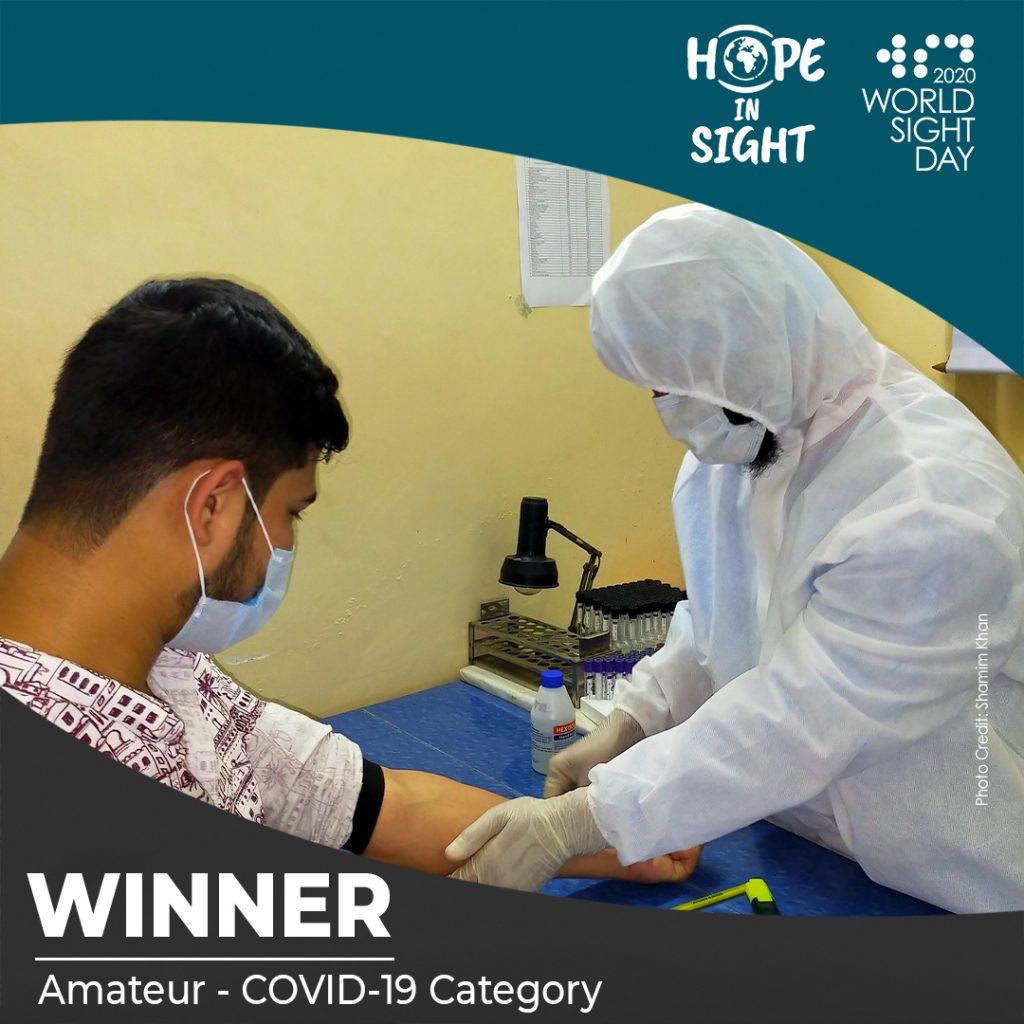 Laboratory Examination before Ocular Surgery during COVID-19 Pandemic by Shamim Khan