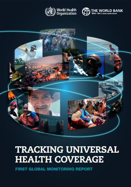Tracking universal health coverage: First global monitoring report