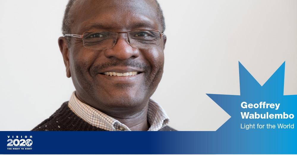 Dr. Geoffrey Wabulembo