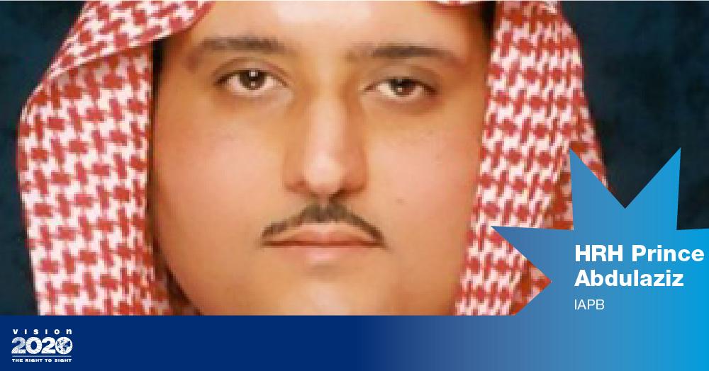HRH Abdulaziz bin Ahmed Al Saud