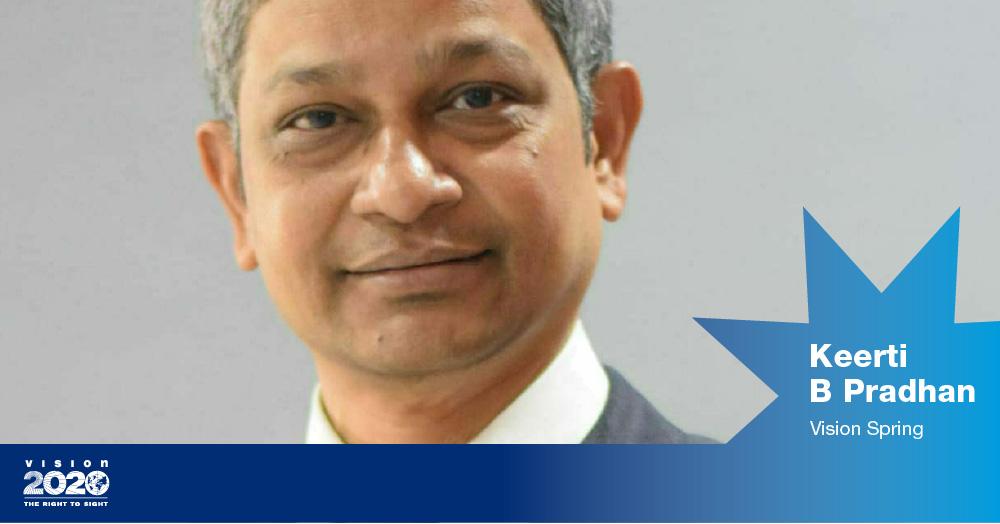 Keerti Bhusan Pradhan