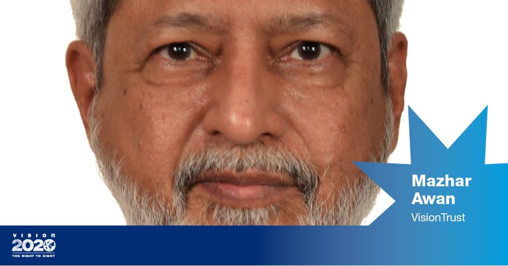 Dr Mazhar Awan
