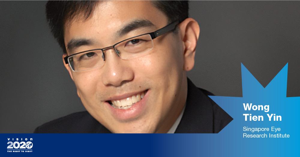 Prof Wong Tien Yin