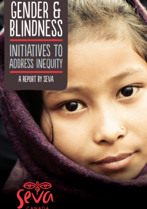 Gender & Blindness – initiatives to address inequity