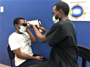Diabetic retinopathy screening in Eswatini (formerly Swaziland)