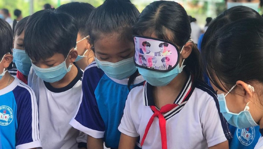 ECF School Eye Care
