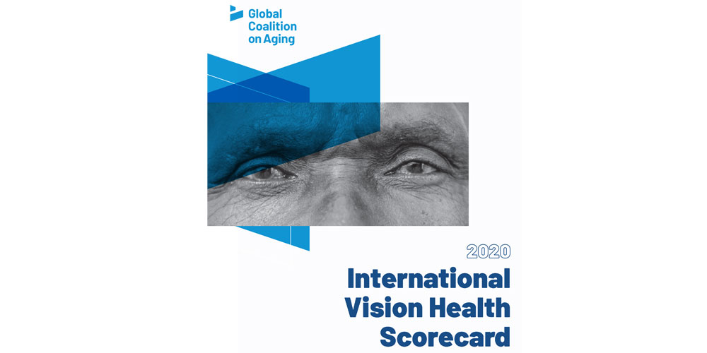 International vision health scorecard cover image