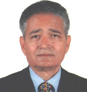 GP Pokharel