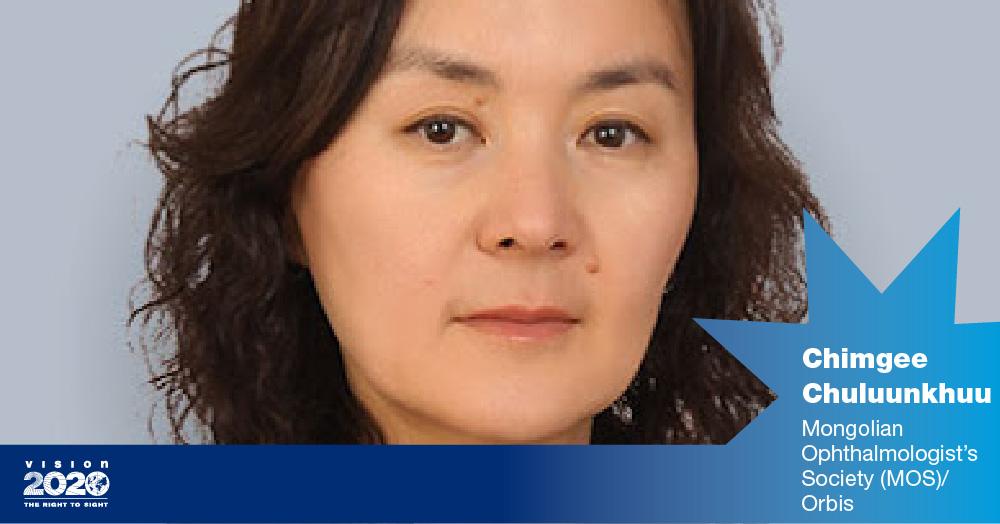 Dr. Chimgee Chuluunkhuu