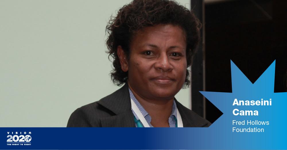 Dr Anaseini Cama