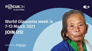 Focus On Glaucoma - Facebook Cover B