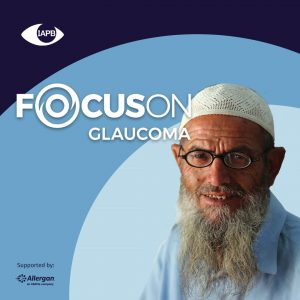 Focus On Glaucoma - Instagram Post A