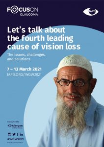 Focus On Glaucoma - Poster A