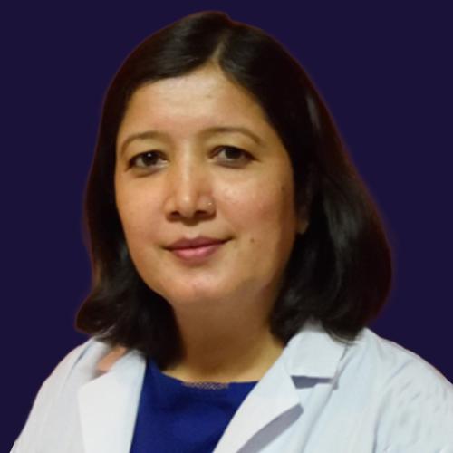 Dr Indira Paudyal