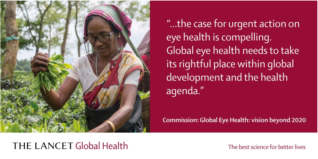 eye health in global development