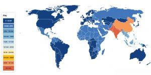 VLEG Map