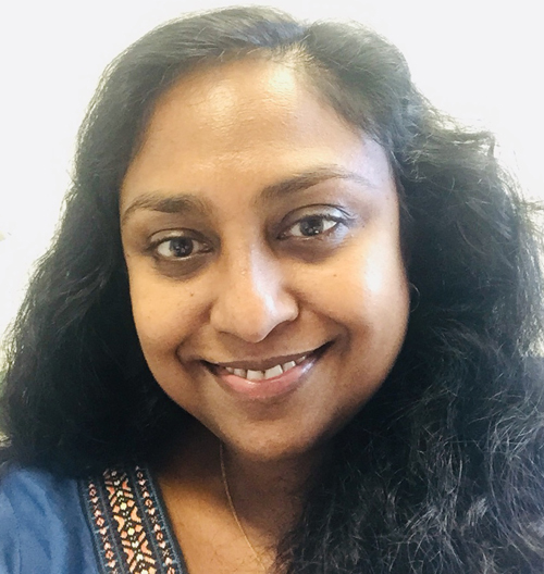 Dr Vandana Ramachandaran