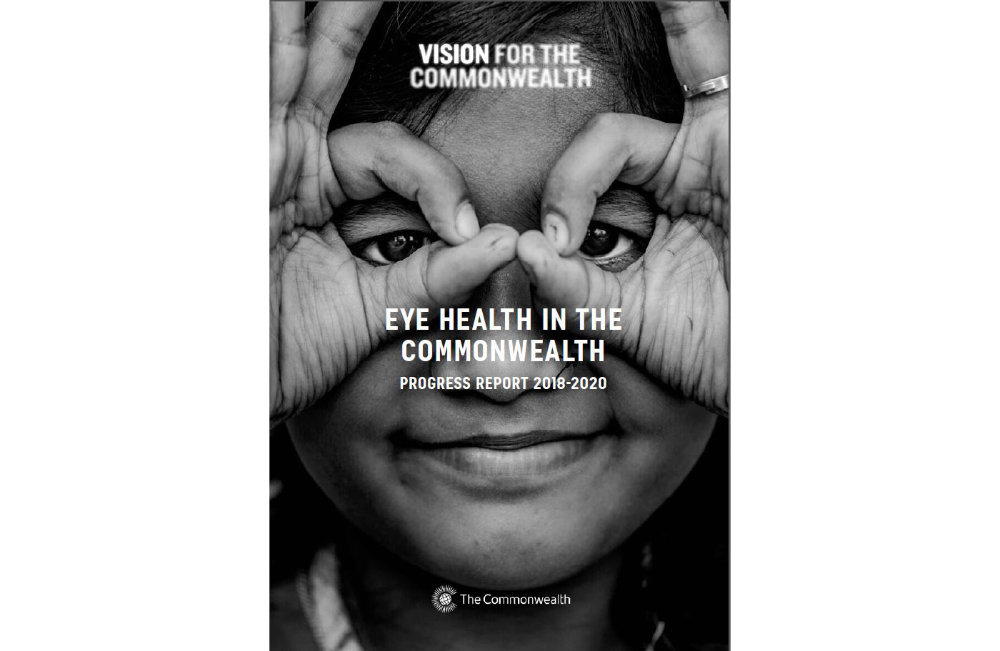 Eye Health in the Commonwealth Report cover