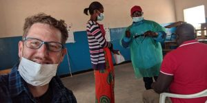 Greg in Malawi