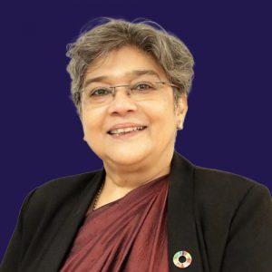 Ambassador Rabab Fatima