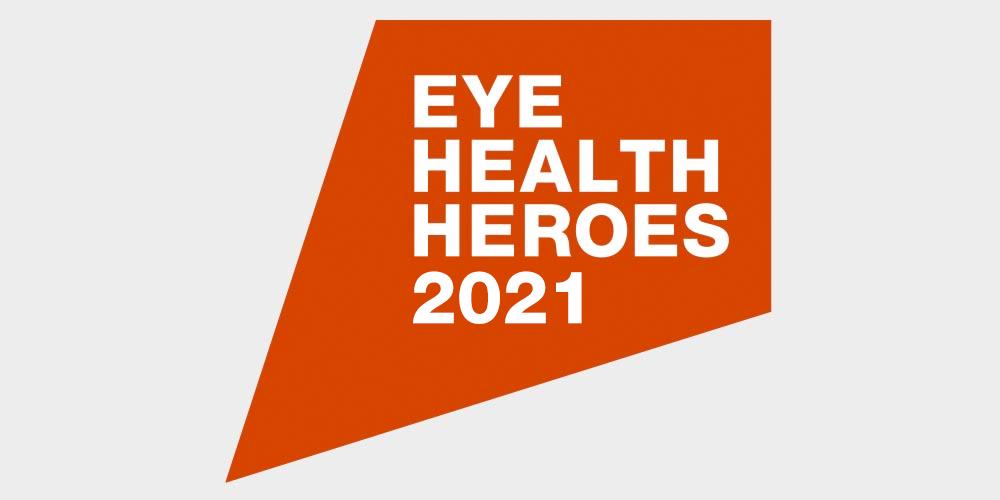 Héros de la santé oculaire 2021