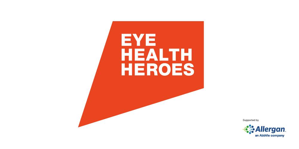 Eye Health Heroes banner image