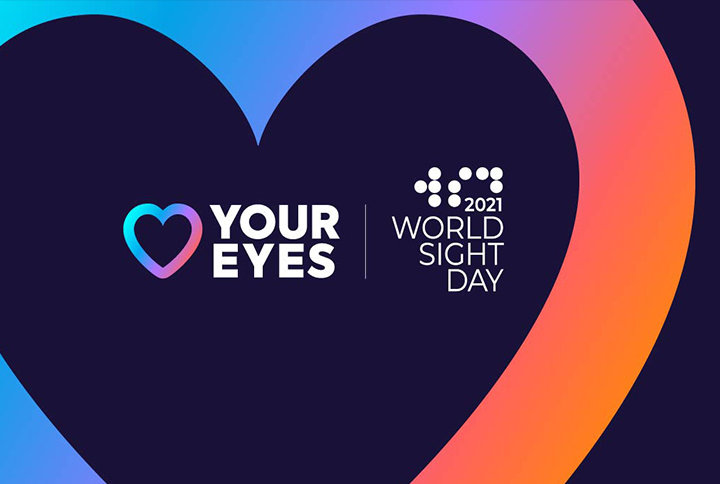 World Sight Day 2021 - Love Your Eyes