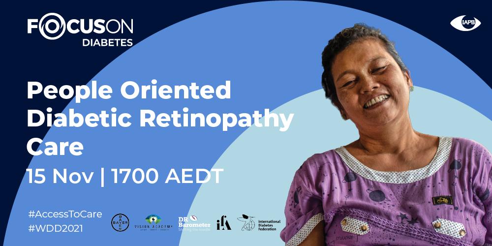 People Oriented Diabetic Retinopathy Care