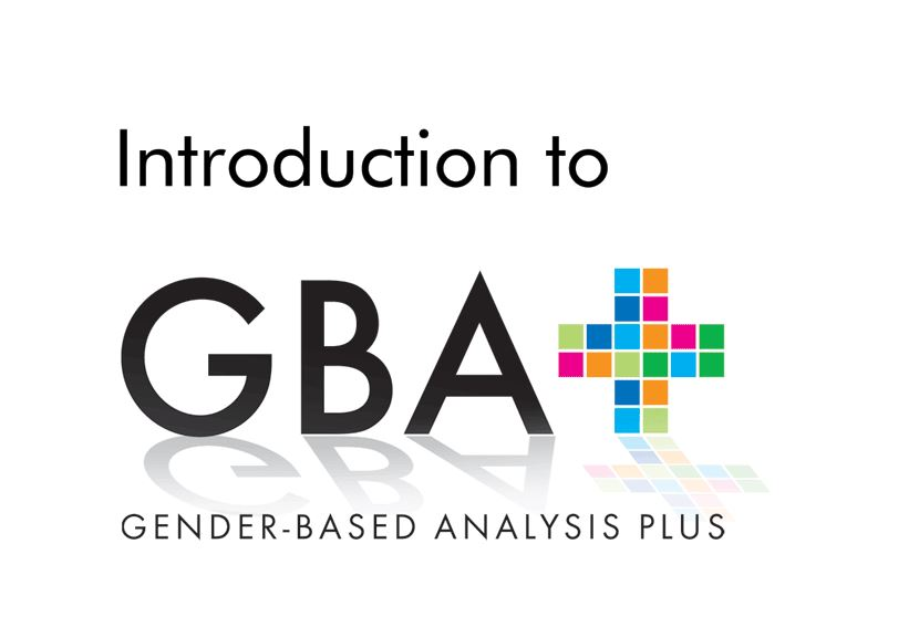 Introduction to GBA front page - Canadian Government