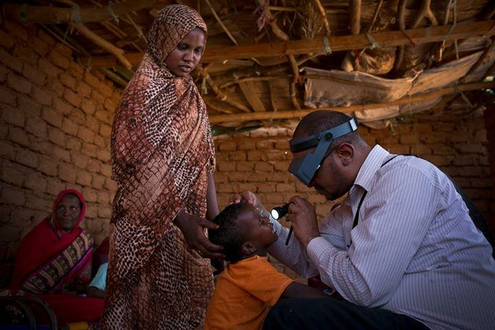 Trachoma screening