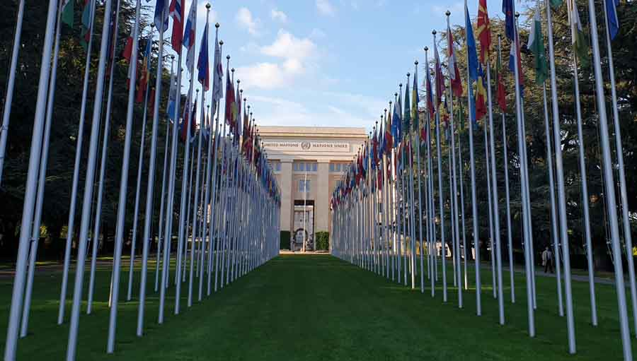 The 72nd World Health Assembly – A decisive moment for the WHO, UHC and Eye Health; 72nd WHA, Geneva